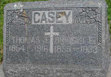 CASEY, THOMAS J. - Gregory County, South Dakota | THOMAS J. CASEY - South Dakota Gravestone Photos