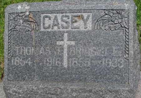 CASEY, BRIDGET E. - Gregory County, South Dakota | BRIDGET E. CASEY - South Dakota Gravestone Photos