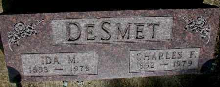 DESMET, IDA M. - Gregory County, South Dakota | IDA M. DESMET - South Dakota Gravestone Photos