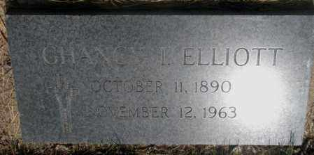 ELLIOTT, CHANCY - Gregory County, South Dakota | CHANCY ELLIOTT - South Dakota Gravestone Photos