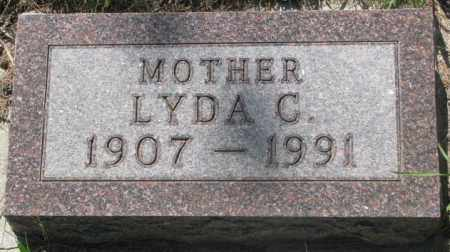 ELLSTON, LYDA C. - Gregory County, South Dakota | LYDA C. ELLSTON - South Dakota Gravestone Photos