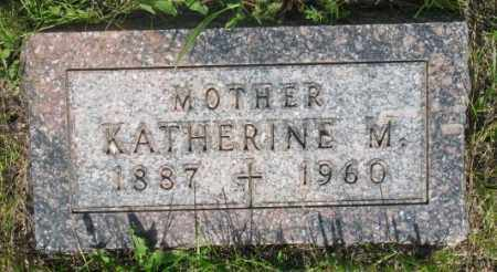 HANSEN, KATHERINE M. - Gregory County, South Dakota | KATHERINE M. HANSEN - South Dakota Gravestone Photos