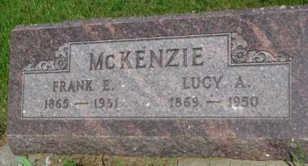 MCKENZIE, LUCY A. - Gregory County, South Dakota | LUCY A. MCKENZIE - South Dakota Gravestone Photos