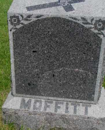 MOFFITT, FAMILY PLOT MARKER - Gregory County, South Dakota | FAMILY PLOT MARKER MOFFITT - South Dakota Gravestone Photos