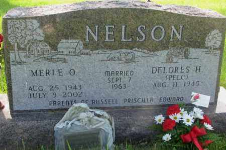 PELC NELSON, DELORES H. - Gregory County, South Dakota | DELORES H. PELC NELSON - South Dakota Gravestone Photos