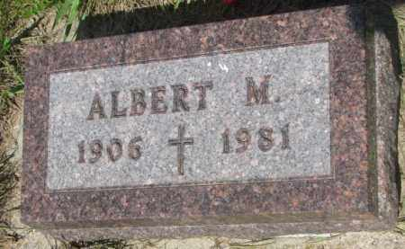 NILLES, ALBERT M. - Gregory County, South Dakota | ALBERT M. NILLES - South Dakota Gravestone Photos