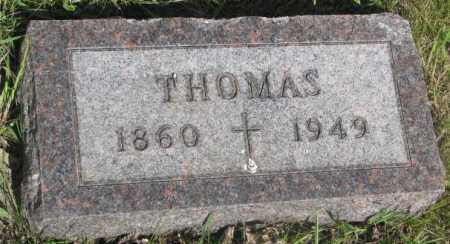 NILLES, THOMAS - Gregory County, South Dakota | THOMAS NILLES - South Dakota Gravestone Photos