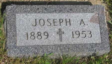PUSL, JOSEPH A. - Gregory County, South Dakota | JOSEPH A. PUSL - South Dakota Gravestone Photos