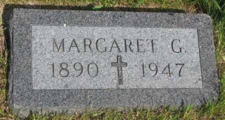 PUSL, MARGARET G. - Gregory County, South Dakota   MARGARET G. PUSL - South Dakota Gravestone Photos