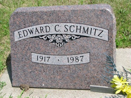 SCHMITZ, EDWARD C. - Gregory County, South Dakota | EDWARD C. SCHMITZ - South Dakota Gravestone Photos