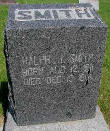 SMITH, RALPH J. - Gregory County, South Dakota   RALPH J. SMITH - South Dakota Gravestone Photos