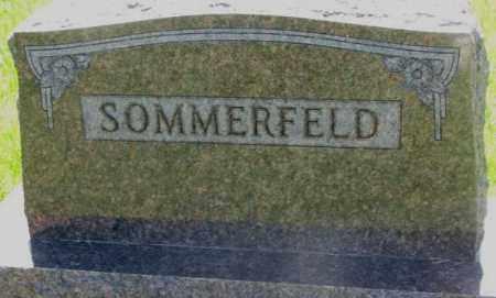 SOMMERFELD, PLOT - Gregory County, South Dakota | PLOT SOMMERFELD - South Dakota Gravestone Photos