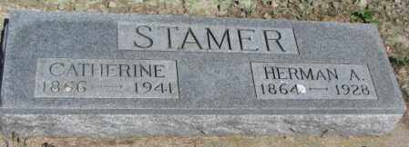 STAMER, HERMAN A. - Gregory County, South Dakota | HERMAN A. STAMER - South Dakota Gravestone Photos