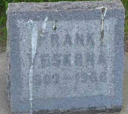 VESKRNA, FRANK - Gregory County, South Dakota | FRANK VESKRNA - South Dakota Gravestone Photos
