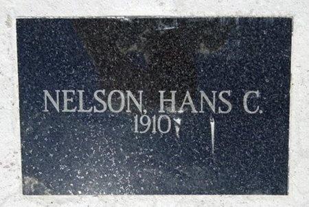 NELSON, HANS - Haakon County, South Dakota | HANS NELSON - South Dakota Gravestone Photos
