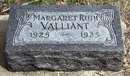VALLIANT, MARGARET RUTH - Haakon County, South Dakota   MARGARET RUTH VALLIANT - South Dakota Gravestone Photos