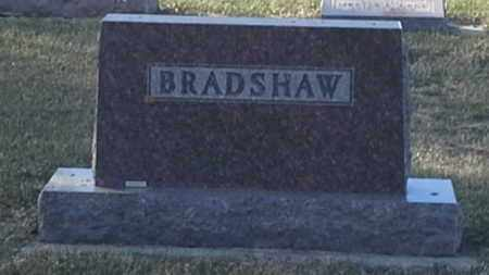 BRADSHAW, FAMILY STONE - Hamlin County, South Dakota | FAMILY STONE BRADSHAW - South Dakota Gravestone Photos