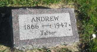 CARLSON, ANDREW - Hamlin County, South Dakota | ANDREW CARLSON - South Dakota Gravestone Photos