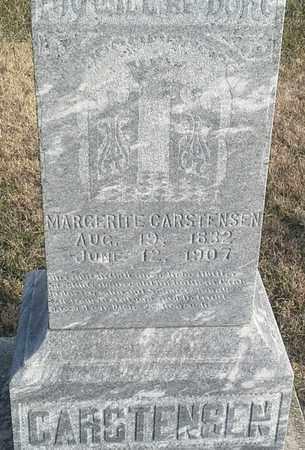 CARSTENSEN, MARGERITE - Hamlin County, South Dakota   MARGERITE CARSTENSEN - South Dakota Gravestone Photos