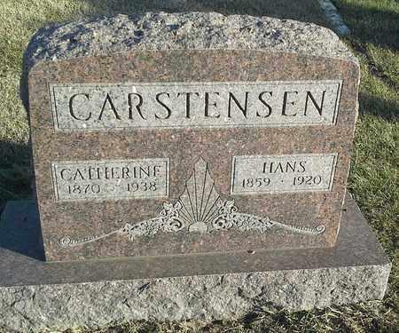 CARSTENSEN, CATHERINE - Hamlin County, South Dakota   CATHERINE CARSTENSEN - South Dakota Gravestone Photos