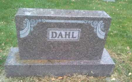DAHL, FAMILY STONE - Hamlin County, South Dakota   FAMILY STONE DAHL - South Dakota Gravestone Photos
