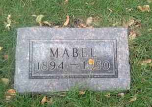 DAHL, MABEL - Hamlin County, South Dakota | MABEL DAHL - South Dakota Gravestone Photos