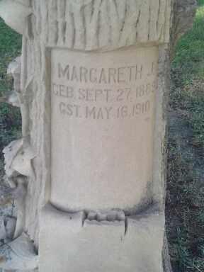 FRERICHS, MARGARETH J - Hamlin County, South Dakota | MARGARETH J FRERICHS - South Dakota Gravestone Photos