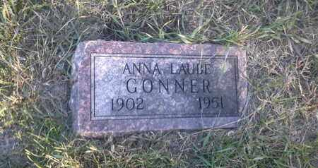 GONNER, ANNA - Hamlin County, South Dakota | ANNA GONNER - South Dakota Gravestone Photos