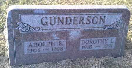 GUNDERSON, DOROTHY L - Hamlin County, South Dakota | DOROTHY L GUNDERSON - South Dakota Gravestone Photos