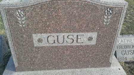 GUSE, FAMILY STONE - Hamlin County, South Dakota | FAMILY STONE GUSE - South Dakota Gravestone Photos