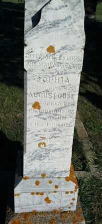GUSE, SOPHIA - Hamlin County, South Dakota | SOPHIA GUSE - South Dakota Gravestone Photos