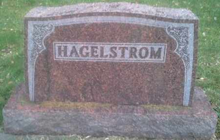 HAGELSTROM, FAMILY STONE - Hamlin County, South Dakota   FAMILY STONE HAGELSTROM - South Dakota Gravestone Photos
