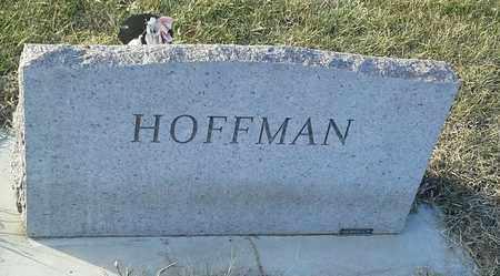 HOFFMAN, FAMILY STONE - Hamlin County, South Dakota   FAMILY STONE HOFFMAN - South Dakota Gravestone Photos