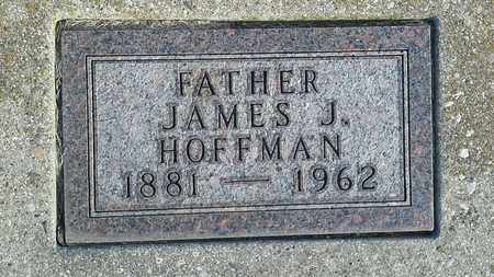 HOFFMAN, JAMES J - Hamlin County, South Dakota | JAMES J HOFFMAN - South Dakota Gravestone Photos