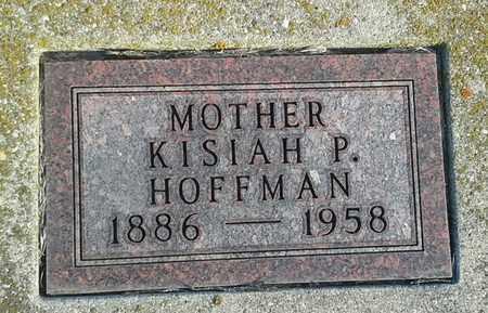 HOFFMAN, KISIAH P - Hamlin County, South Dakota | KISIAH P HOFFMAN - South Dakota Gravestone Photos