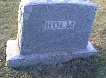 HOLM, FAMILY STONE - Hamlin County, South Dakota | FAMILY STONE HOLM - South Dakota Gravestone Photos