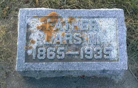 HOLM, LARS N - Hamlin County, South Dakota   LARS N HOLM - South Dakota Gravestone Photos