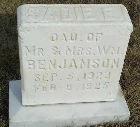 JAMSO, SADIE E - Hamlin County, South Dakota | SADIE E JAMSO - South Dakota Gravestone Photos