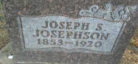 JOSEPHSON, JOSEPH S - Hamlin County, South Dakota | JOSEPH S JOSEPHSON - South Dakota Gravestone Photos