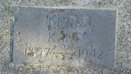KANT, LENA - Hamlin County, South Dakota | LENA KANT - South Dakota Gravestone Photos