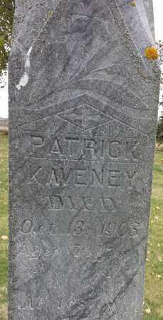 KAVENEY, PATRICK - Hamlin County, South Dakota | PATRICK KAVENEY - South Dakota Gravestone Photos