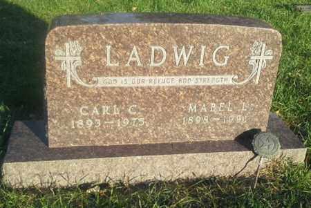 LADWIG, MABEL L - Hamlin County, South Dakota | MABEL L LADWIG - South Dakota Gravestone Photos