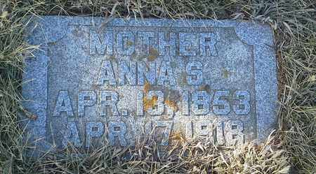 MURPHY, ANNA S - Hamlin County, South Dakota | ANNA S MURPHY - South Dakota Gravestone Photos