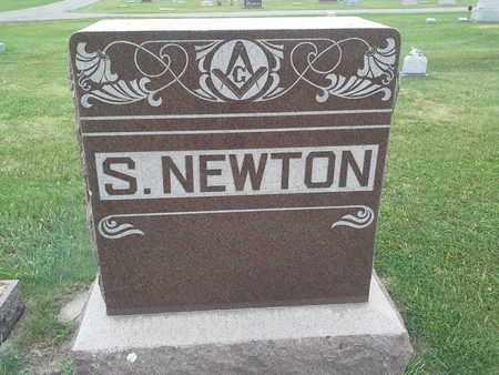 NEWTON, FAMILY STONE - Hamlin County, South Dakota | FAMILY STONE NEWTON - South Dakota Gravestone Photos