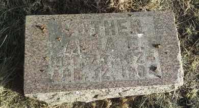 TAUBAN, ANNA E - Hamlin County, South Dakota | ANNA E TAUBAN - South Dakota Gravestone Photos