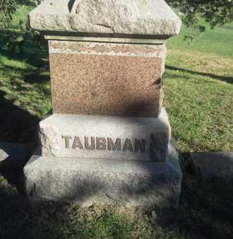 TAUBMAN, FAMILY STONE - Hamlin County, South Dakota | FAMILY STONE TAUBMAN - South Dakota Gravestone Photos