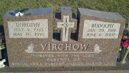 VIRCHOW, DOROTHY - Hamlin County, South Dakota | DOROTHY VIRCHOW - South Dakota Gravestone Photos
