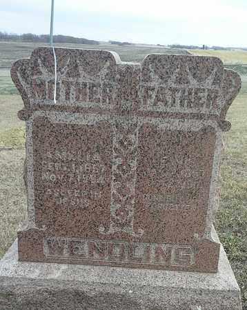 WENDLING, LEWIS - Hamlin County, South Dakota | LEWIS WENDLING - South Dakota Gravestone Photos