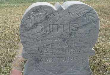 WENDLING, CURTIS - Hamlin County, South Dakota   CURTIS WENDLING - South Dakota Gravestone Photos