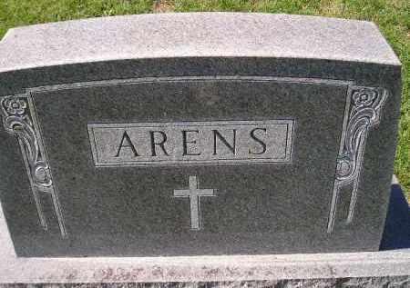ARENS, FAMILY STONE - Hanson County, South Dakota | FAMILY STONE ARENS - South Dakota Gravestone Photos
